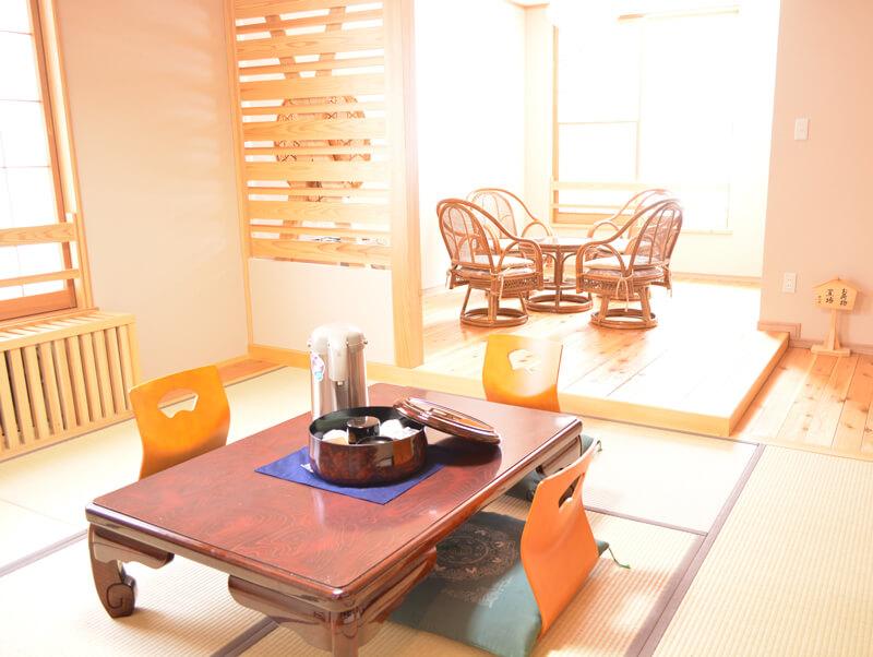 八幡平市松川温泉 松川荘 特別室 客室