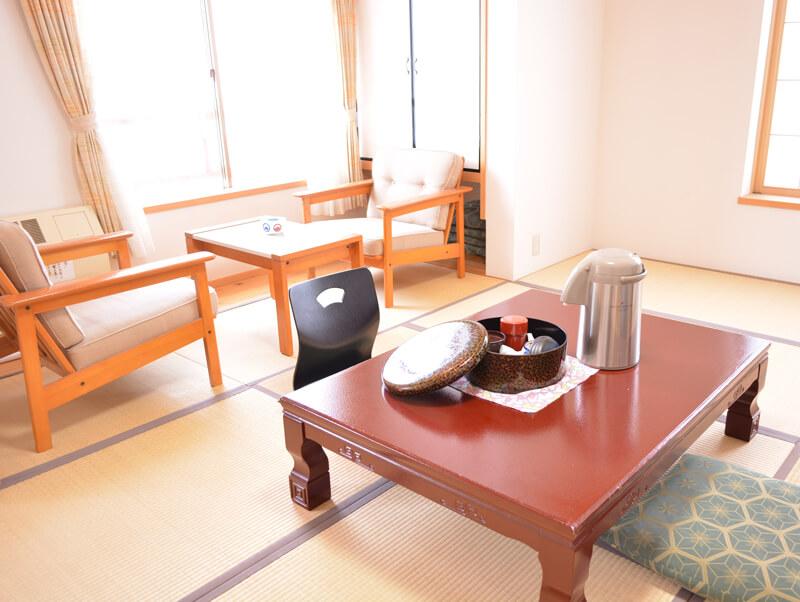 八幡平市松川温泉 松川荘 一般客室 客室