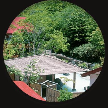 松川荘の外観 イメージ