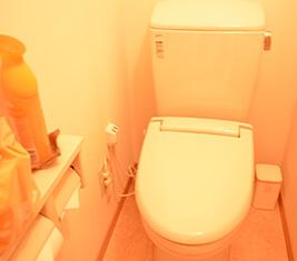 八幡平市松川温泉 松川荘 特別室限定3トイレ