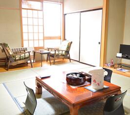 八幡平市松川温泉 松川荘 スタンダード限定4客室