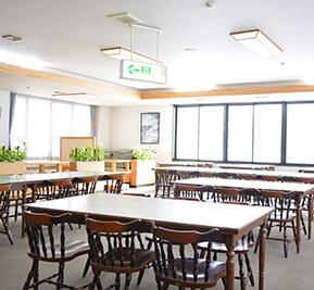 松川荘 食堂1